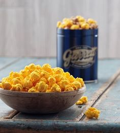 Exclusively for Father's Day, Garrett takes its famous Cheddar-smothered CheeseCorn and infuses it with smoky, barbecue-inspired flavor. This snack is a perfect nosh on a lazy summer Sunday and (bonus!) you can pick from a variety of tin designs. ($31-$135, garrettpopcorn.com) Special for Father's Day, shipping is only $4.95 with code Dads15EM.