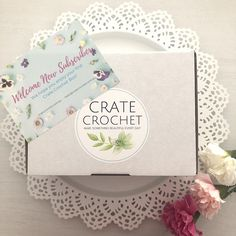 photos by Crate Crochet on their website: cratecrochetshop.com.au. Gift Ideas for Crocheters and Crafters, curated by Crochetpedia. In this post you will find a list of thoughtful gifts from independent designers, that will make you or your fellow makers happy! Explore this guide and get inspired for Christmas gift shopping :) #giftguide #gifts #giftideas #crochetgiftguide #crochetbox #subscriptionbox Crochet Box, Crochet Gifts, Corner To Corner Crochet, Kawaii Crochet, Yarn Bowl, Crochet Accessories, Something Beautiful, Stitch Markers, Scented Candles