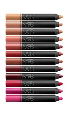 NARS - these are THE. BEST. #fanforlife