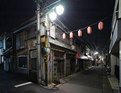 夜散歩のススメ「鳩の街通り商店街」 東京都墨田区