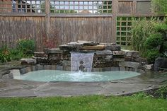 inground hot tubs and spas design pictures | Inground Spas London Ontario - Forans Fence & Decks