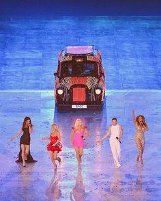 Olympics Closing Ceremony   Part 8 (Spice Girls)
