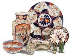 Imari Porcelain Collection