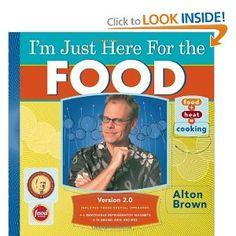 Need me some Alton Brown wisdom