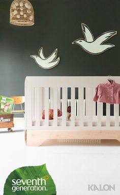 Win a nursery from Seventh Generation and Kalon Studios! Click to enter. I absolutely adore this nursery set ❤️❤️❤️