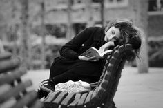 {Closed RP with Adeline} I'm sitting on the bench outside of the school reading…