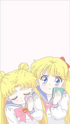 Usagi &Minako