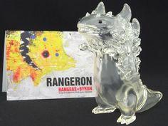 T9G x Shoko Nakazawa Rangeron Clear Sofubi Limited Japan F/S #Rangeron
