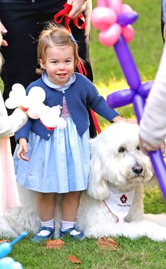 Princess Charlotte & Prince George Play With Bunnies, Pop Bubbles & Melt Hearts in Canada | E! News