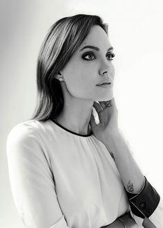 Анджелина Джоли (Angelina Jolie) в журнале «The Hollywood Reporter» #АнджелинаДжоли #AngelinaJolie