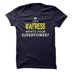 Im A/AN WAITRESS - #pink shirt #tee itse. GET YOURS => https://www.sunfrog.com/LifeStyle/Im-AAN-WAITRESS-18728442-Guys.html?68278