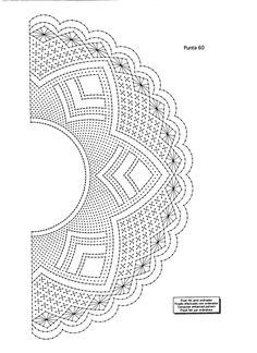Archivo de álbumes Bobbin Lace Patterns, Embroidery Patterns, Irish Crochet, Crochet Lace, Jewelry Design Drawing, Lace Art, Crochet Collar, Lacemaking, Parchment Craft