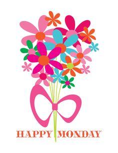 happy rainy monday | Forecast: Rainy Monday.