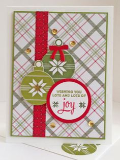 Lots of Joy Card