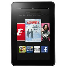 Kindle Fire HD 8,9″ (22,6 cm), audio Dolby, Wi-Fi bi-bande, 16 Go | Your #1 Source for Toys and Games