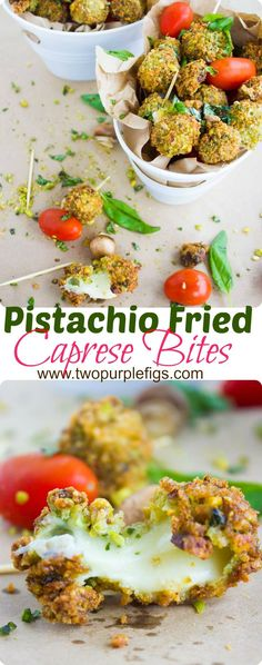 963087 best favorite food bloggers images on pinterest kitchens this is the ultimate finger food yes its fried but its absolutely worth it a crowd pleaser twist on an italian favorite get the recipe forumfinder Choice Image