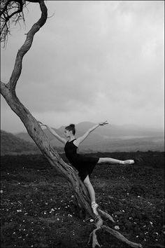 Love ballet photography