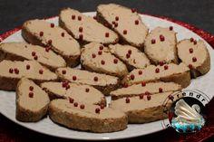 Crostini de foie gras (pas à pas en photos) http://www.aprendresansfaim.com/2015/12/crostini-de-foie-gras-pas-pas-en-photos.html