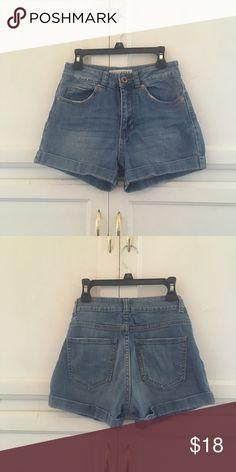 9518844aa40 Bullhead Denim Mom Shorts. Size 24 JeansPacsunJean ...
