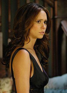 Ghost Whisperer , Jennifer as Melinda Gordon . (: