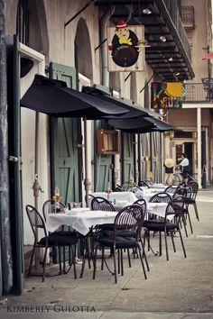 Bistro - New Orleans, Louisiana (By Kimberly Gulotta)