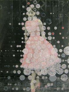 Hinke Schreuders via Textile Artist.