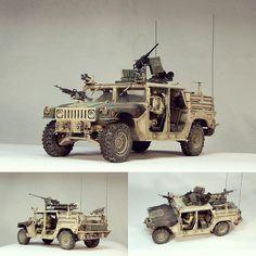 Humvee SOF Edition 1/35 Academy  Legend. Modeler Alexander Pedan #scalemodel #plastimodelismo #miniatura #miniature #maqueta #maquette #scalemodelkit #plasticmodel #plastimodelo #plastickits #usinadoskits #udk #hobby