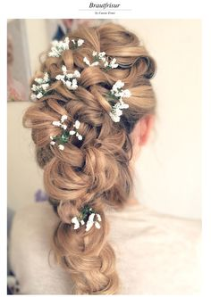 Braut Make-up, Cassie, Fashion, Hairdo Wedding, Moda, Fashion Styles, Fashion Illustrations