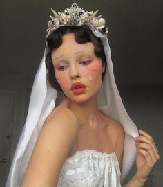 Brindo Este Amor - distantvoices: ... Makeup Inspo, Makeup Art, Makeup Inspiration, Beauty Makeup, Hair Makeup, Movie Makeup, Character Inspiration, Foto Portrait, Portrait Photography