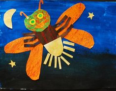 """Eric Carle Fire Fly"""""""