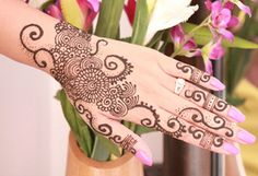2a6132ce2 Simple Mehndi Designs, Mehndi Designs For Hands, Mehndi Simple,  Collections, App,