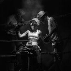 Alfonse Pagano Photography boxing shoot