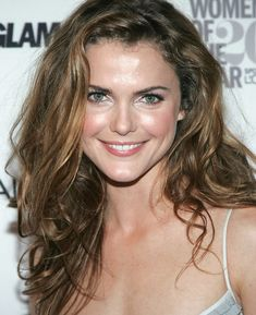 Pictures : 10 Celebrities with Naturally Curly Hair - Keri Russell ...