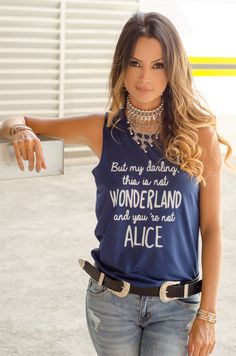 T-shirt Innocence Cloth Bracelet Necklace Jean Skinny Choker Camiseta Brazalete Cinturón doble hebilla