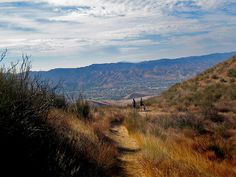 Chumash Trail Simi Valley California by keithpyt, via Flickr