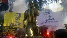 Alex de Souza ölümsüzleştirildi.