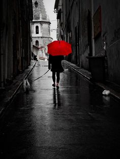 black and white photography of umbrellas | Black White & Red - a gallery on Flickr