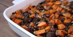 Savory Sweet Potato Stuffing | 33 Recipes For A Paleo Thanksgiving