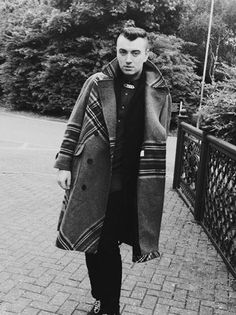 Sam Smith: songs that you'd make love to. So amazing.