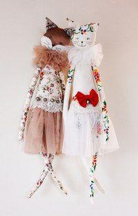 Grafikamania | Dolls | Feito à Mão | VK