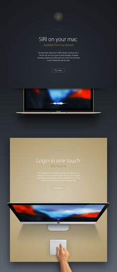 OS X El Capitan - concepts on Behance