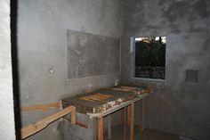"""Kamer 3.  badkamer van de """"family suite""""."""