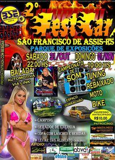BLOG LG PUBLIC/São Francisco de Assis/Região: Mega evento automotivo 2 dias de muita festa 31 de...