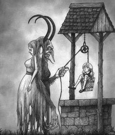 Images of interest. em 2019 creepy drawings, macabre art e horror art. Creepy Drawings, Dark Art Drawings, Monster Drawing, Monster Art, Creepy Art, Weird Art, Arte Horror, Horror Art, Image Triste