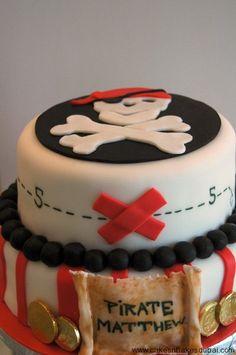 pirate baby shower cakes | pirate-cake-4