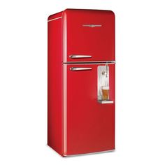 """Guy Gift: """"Brewmaster"""" fridge with draft system"""
