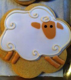 Chamois Lambie Cookies