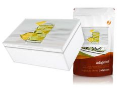 Energizing ginseng green tea with a mix of tropical white tea with pineapple.    Only $10