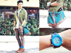Love this outfit! --- Earthling (by David Guison) http://lookbook.nu/look/3529825-Earthling