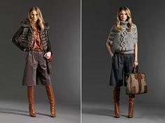 Как носить теплые и шерстяные шорты зимой